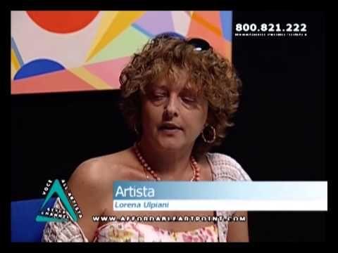Style Channel Orler: VOCE ALL' ARTISTA 22-06-15 Ulpiani Lorena