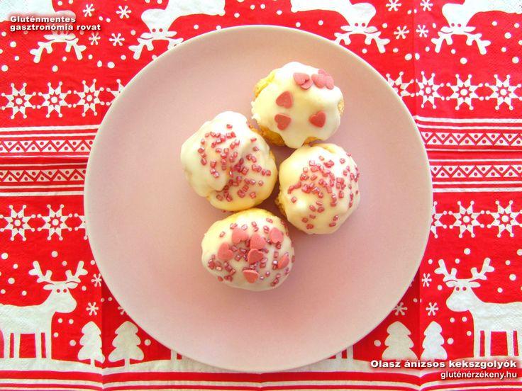 Olasz ánizsos gluténmentes kekszgolyók tejmentesen Kis Blanka Gluténmentes gasztronómia rovatának legújabb receptje egy olasz desszertkülönlegesség. Gluténmentes kekszgolyók tejmentesen elkészítve