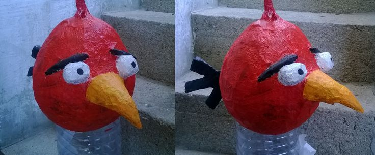 "Piñata ""Angry Brids - The pig's revenge"""