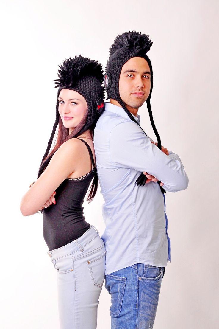 Mohawk hat