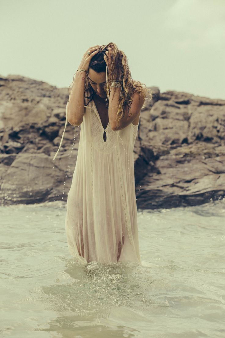 Muse Shayna in our Lucia Maxi shot by @maple_vice <3
