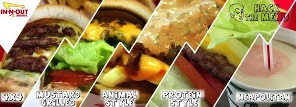 A Website Dedicated To Secret Menus At Fast Food Restaurants