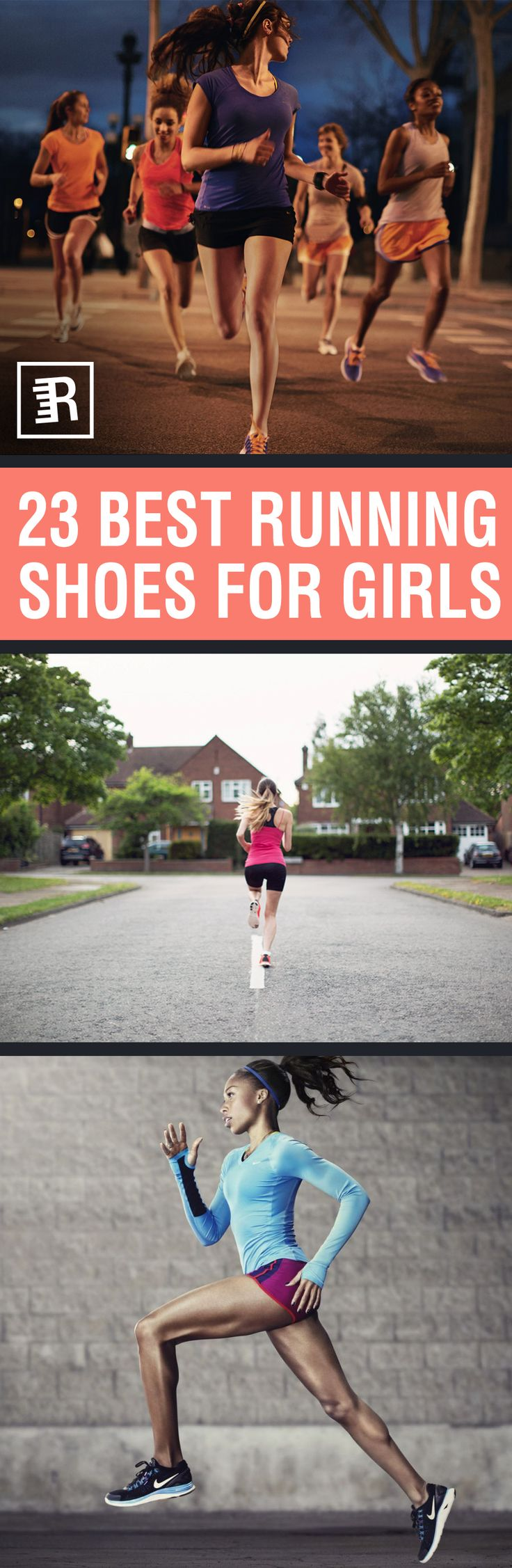 Finding a decent pair of girl's running shoes may be harder than you thought. Do you find yourself scanning online endlessly just overwhelmed by the amount of choice? This article is here to help as we will be 23 of the best running trainers for girls that can be easily found online.