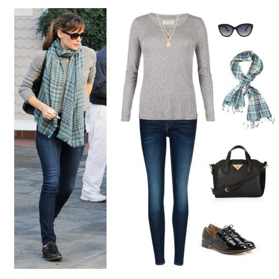 Steal this style- Jennifer Garner!