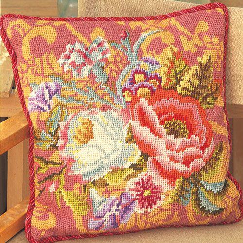 Kaffe Fassett Knitting Kits : Kaffe fassett needlepoint tapestry