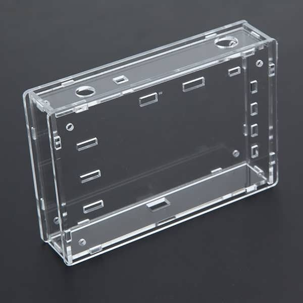 Transparent Acrylic Sheet Housing Case For DSO138 Oscilloscope  Worldwide delivery. Original best quality product for 70% of it's real price. Buying this product is extra profitable, because we have good production source. 1 day products dispatch from warehouse. Fast & reliable...