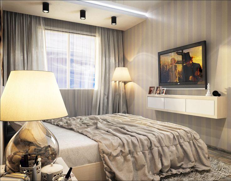 Спальня для молодой пары 3