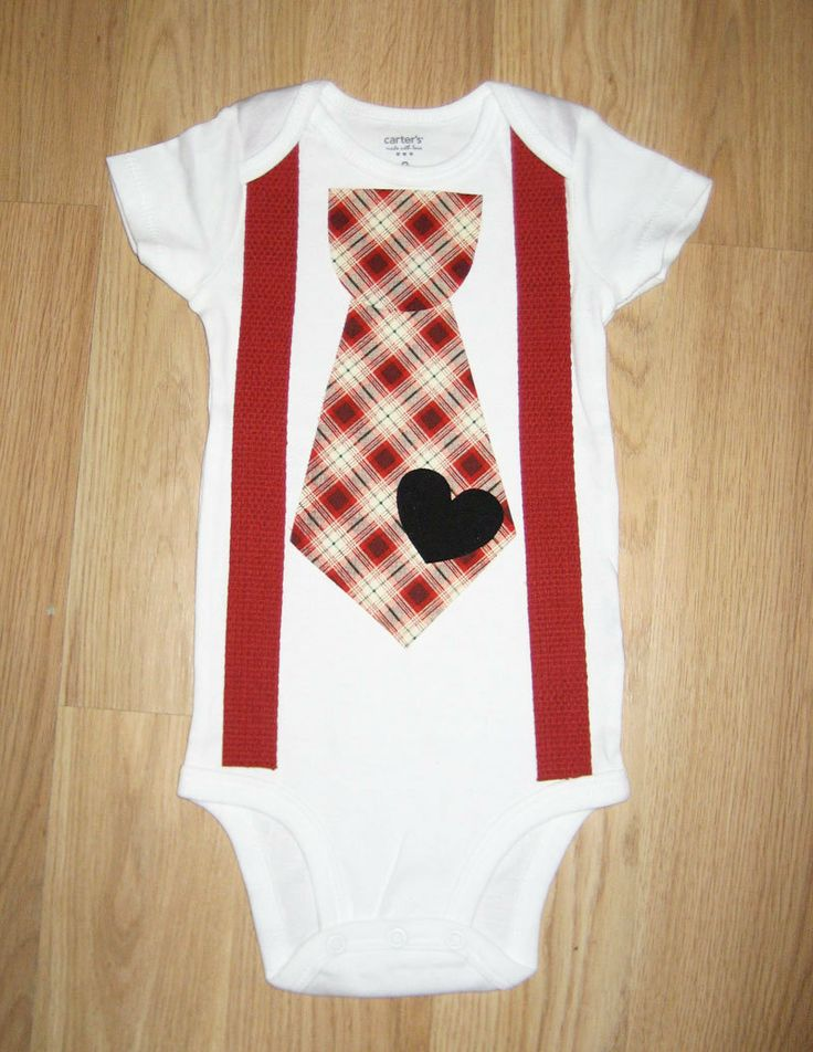 Valentines Day Outfit For Boys Baby Boy Valentine By Kottoncactus, $19.50