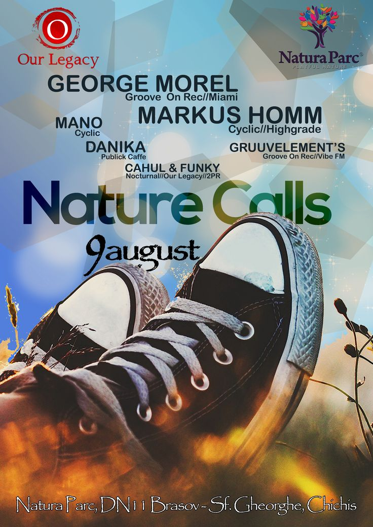 Nature Calls 2014 - 9th of August