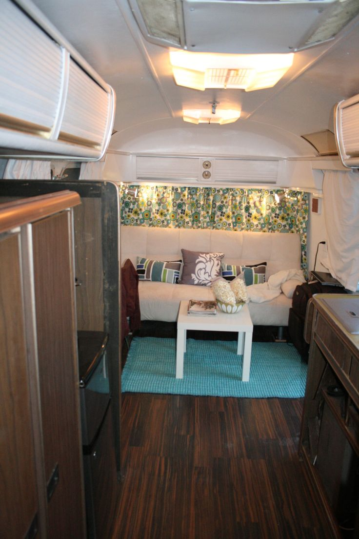 Airstream Campers Remodel Airstreamy Our Journey With