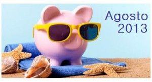 Mejores cuentas de ahorro de agosto 2013: hasta el 2,40% TAE  