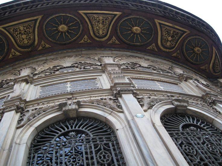 Beautiful Cairo architecture.
