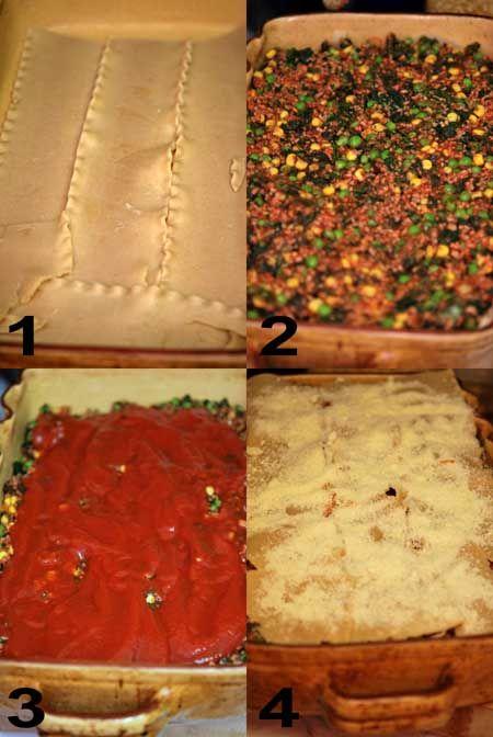Clean Eating Recipes   Clean Eating Vegetarian Lasagna
