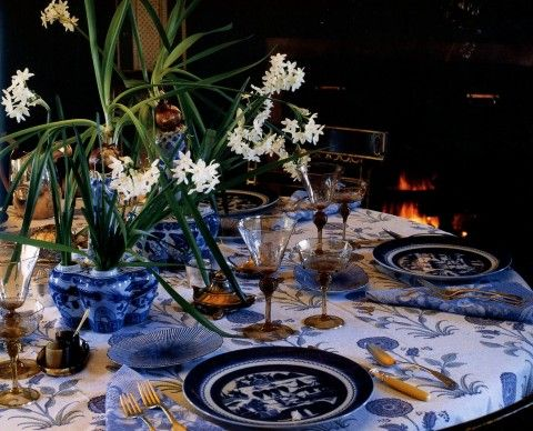 120 best images about tulipieres on pinterest pottery for Bunny williams wikipedia