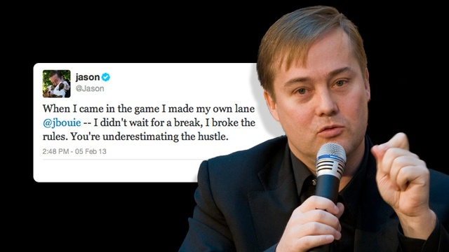 Racism Doesnt Exist in Tech Because White Tech Blog Millionaire Jason Calacanis Has Never Seen It