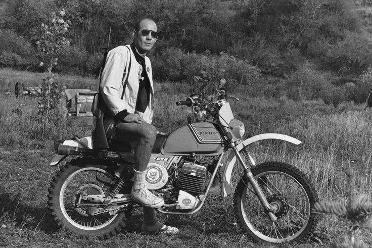 Hunter S. Thompson 1970s