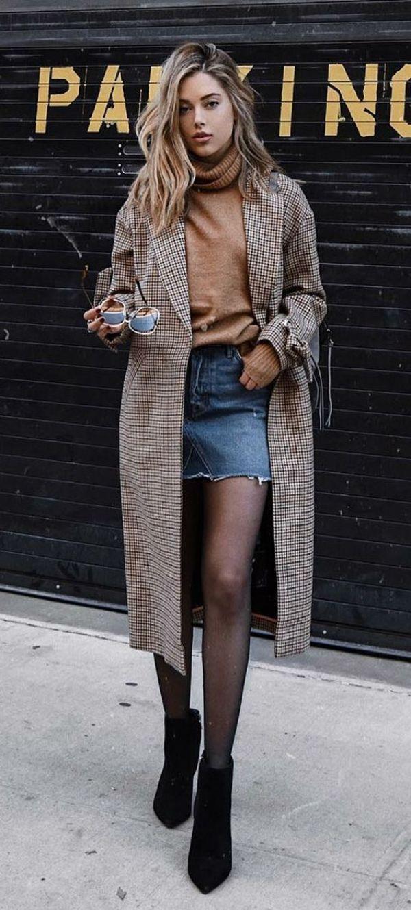 40 wunderschöne Winteroutfits, die Sie besitzen müssen
