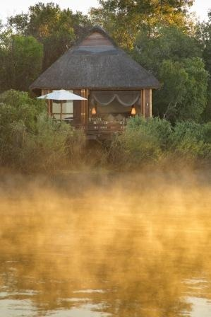 Secluded in your hut on the river - Royal Chundu Zambezi River Lodge - Zambia