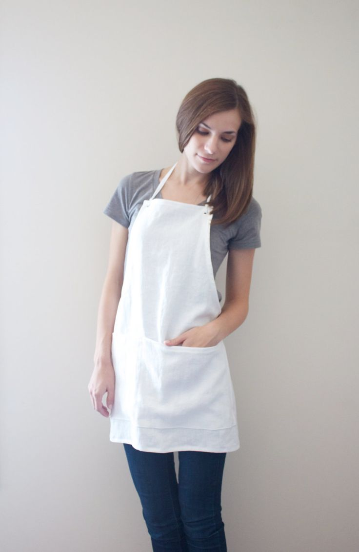 White apron sergio vodanovic english