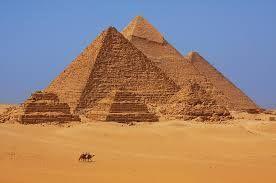 """Η ΑΠΟΚΑΛΥΨΗ ΤΟΥ ΕΝΑΤΟΥ ΚΥΜΑΤΟΣ: """"Αρχαία Αίγυπτος-Πυραμίδες"""""""