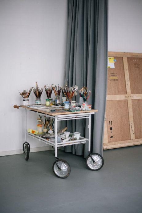 Freunde von Freunden — Tim Eitel — Artist, Studio & Gallery, Kreuzberg & Mitte