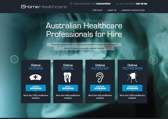 Ontime Healthcare http://www.ontimehealthcare.com.au/
