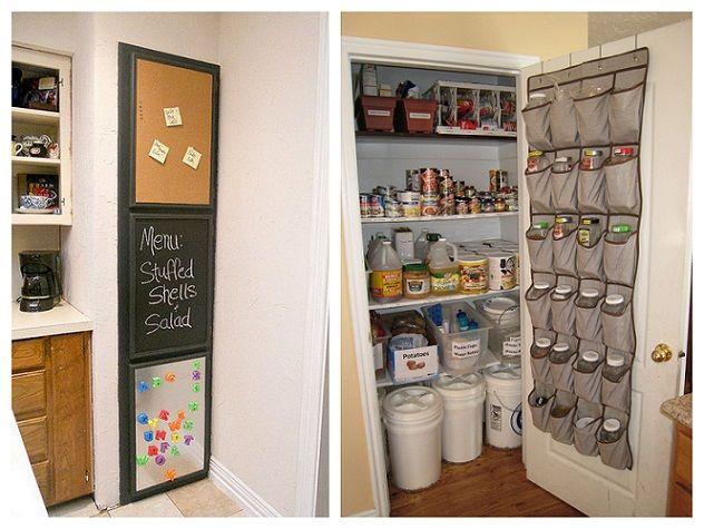 Как организовать кладовую в квартире?