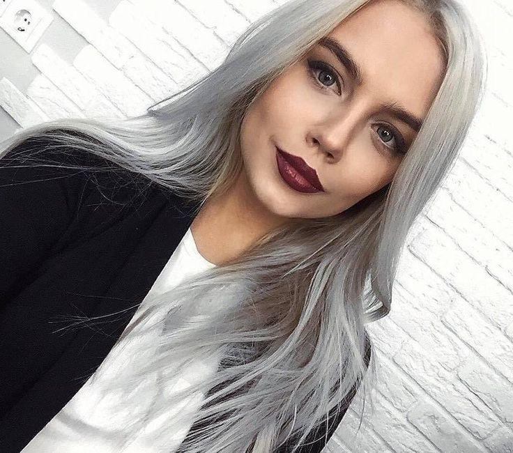 Девушка с пепельными волосами фото 241-225