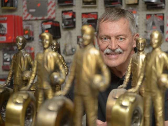 Regina's Abe Loewen to enter national drag racing shrine