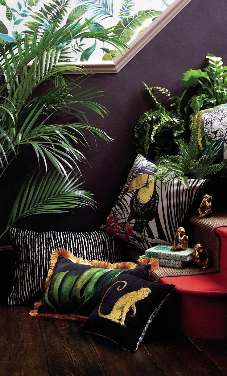 So aktualisieren Sie Ihr Zuhause mit dem Safari-Trend