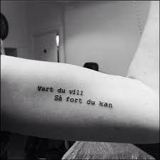 Bildresultat för håkan hellström citat tatuering