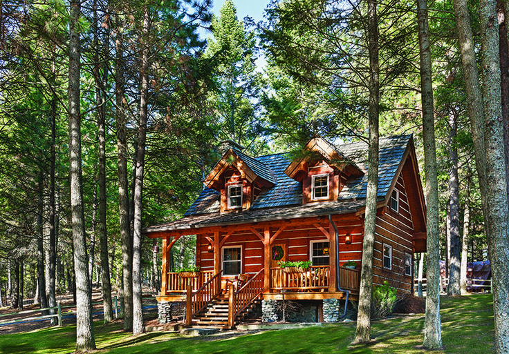 17 Best Ideas About Mountain Homes On Pinterest Rustic