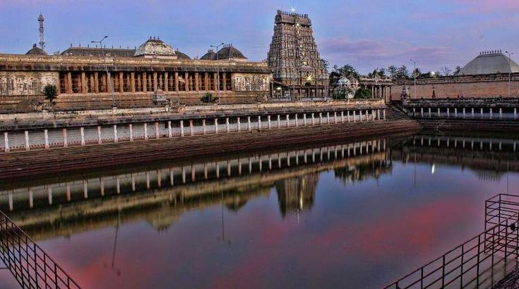 The iconic Nataraja temple in chidambaram, Temples of Tamil Nadu - Mythical India