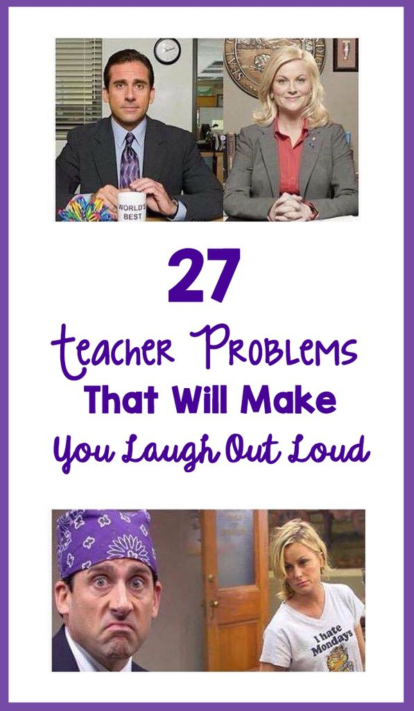 27 Teacher Problems That Will Make You Laugh Out Loud_featured image_Bored Teachers