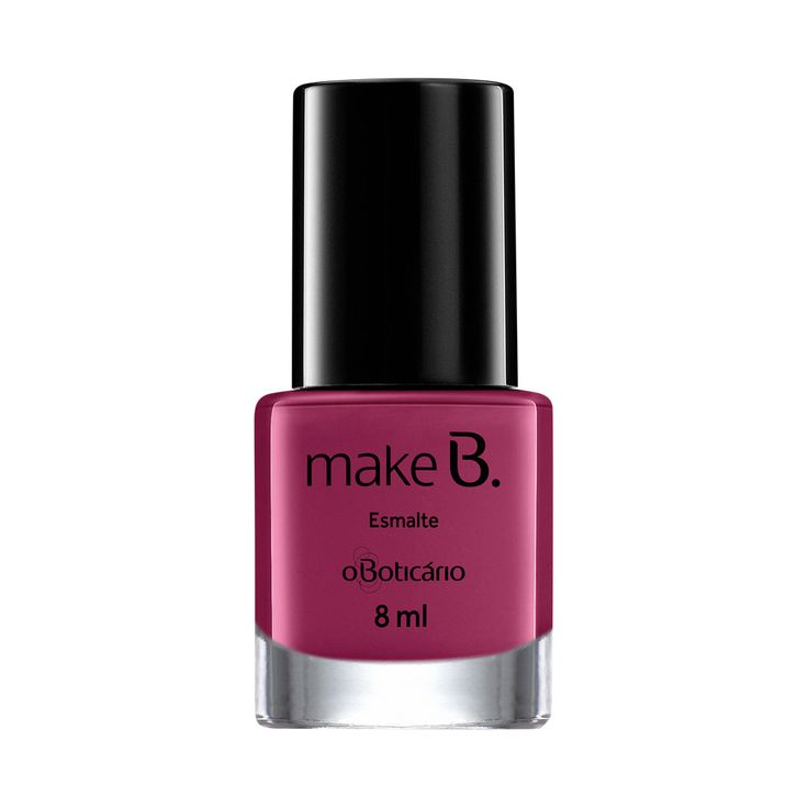 Make B. Barbie Edition Esmalte Fantastic Rouge - O Boticário https://www.facebook.com/oboticariorevendasonline/?fref=ts