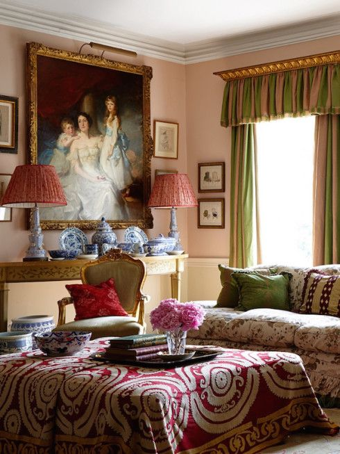 PENNIES FROM HEAVEN | Mark D. Sikes: Chic People, Glamorous Places, Stylish Things