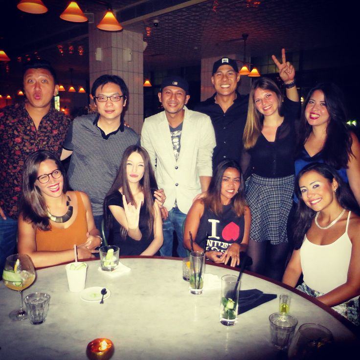 Jakarta and Manila united... Good times, good company! @eandojakarta #reunion #dinner #manila