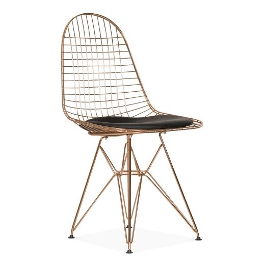 les 25 meilleures id 233 es concernant chaise de fil sur eames et conception de chaise
