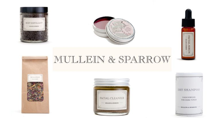 Get 15% off on @mulleinsparrow AND they'll donate 10% to Sloan Kettering in NYC!