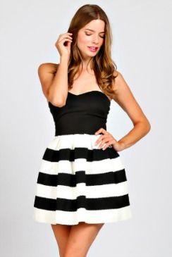 BohoPink - I'm Not Sure We Met Black Tube Bandage Dress, $54.00 (http://www.bohopink.com/im-not-sure-we-met-black-tube-bandage-dress/)