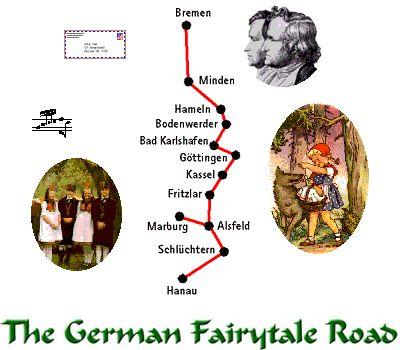 Activities to accompany Märchen.