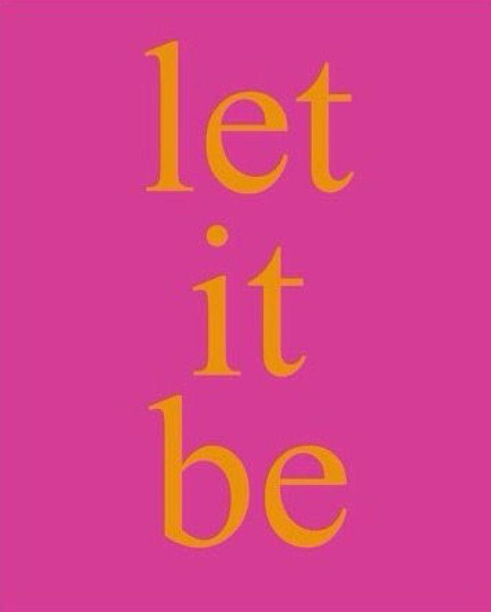 I ❤ NARANJA + MAGENTA. Let it be.