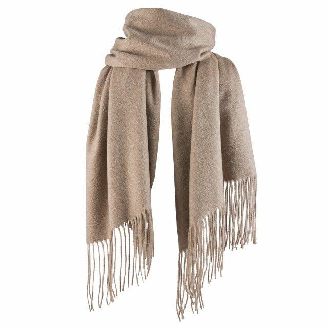 Highland scarf, sand
