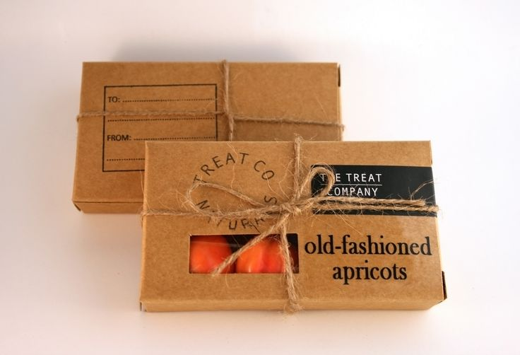 Old Fashioned Apricots Post Box