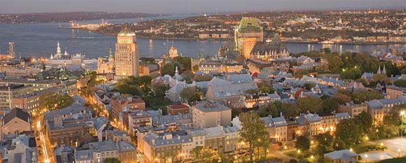 Ciudad de Quebec #Quebec