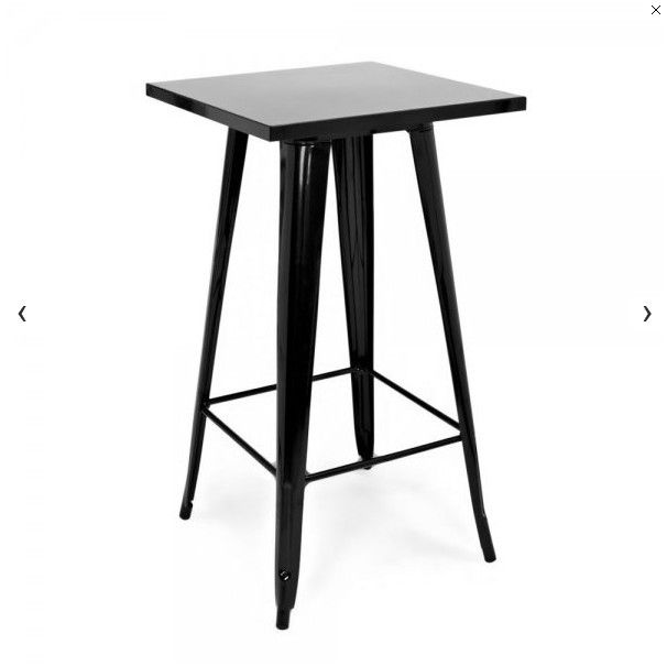 Marvelous Painting Of Tall Bar Tables: A Space Saving Dining Furniture For Small  Dining Room
