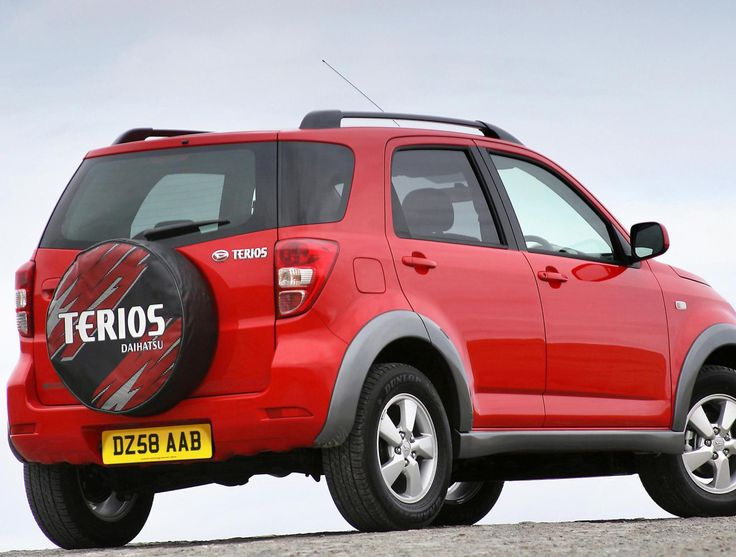 Terios Daihatsu reviews - http://autotras.com
