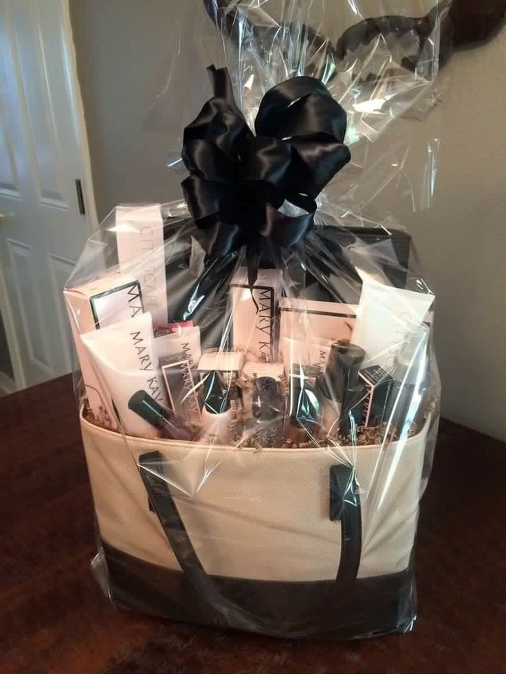 62 best mary kay gift baskets gift wrap images on pinterest mk gift bag negle