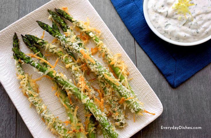asparagus fries simple food recipes recipes for aioli recipe asparagus ...