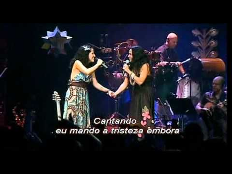Fernanda Porto e Daniela Mercury - Desde que o samba é samba.avi - YouTube